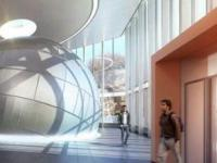 Rendering of new Science and Math complex