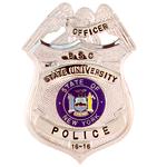 University Police badge